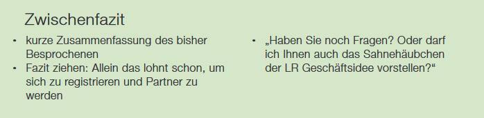 Grafik zu LR Zwischenfazit.