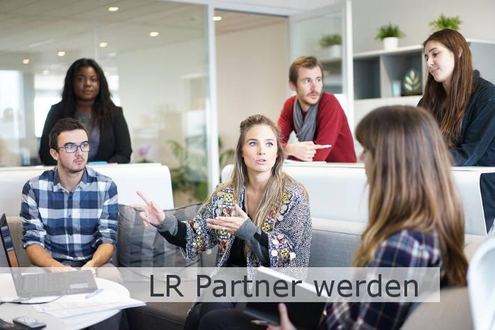 Bild zu LR Partner werden.