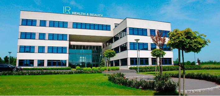 Bild von Gebäude LR Health & Beauty Systems.