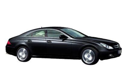 Bild zu LR Auto Konzept Silber Orgaleiter Mercedes.
