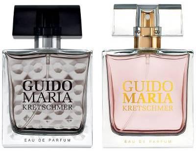 Bild mit Guido Maria Kretschmer Parfüm zum Thema LR Parfum preiswert kaufen im online Kosmetik Shop.
