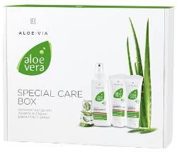 Produktbild LR Special Care Box aus der Reihe Aloe Vera Kosmetik Produkte.