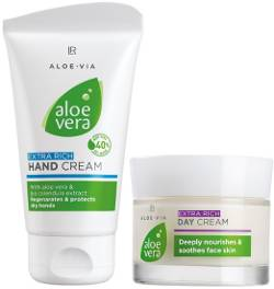 Artikelbild Aloe Via Aloe Vera Pflege-Set. Aloe Vera Kosmetik Produkte von LR.