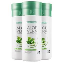 Produktbild Aloe Vera Drinking Gel Intense Sivera 3er Set.