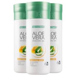 Bild LR Aloe Vera Drinking Gel Traditionell mit Honig 3er Set.