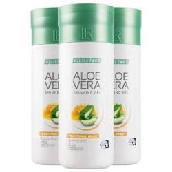 Bild LR Aloe Vera Drinking Gel Traditionell mit Honig 3er Set.
